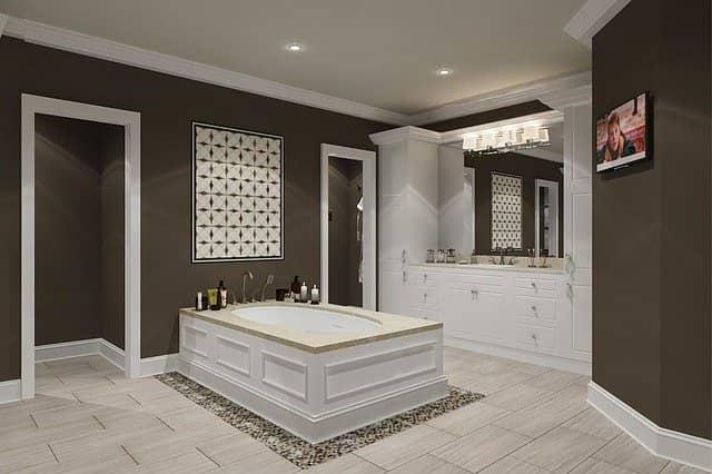 Dnešné moderné kúpeľne môžu vyzerať všelijako