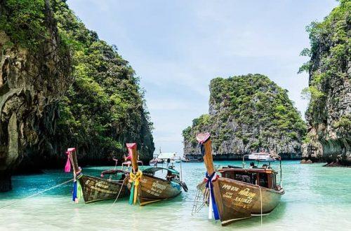 Akú vybrať destináciu v Thajsku aneb poznajte hlavné mesto a letoviská
