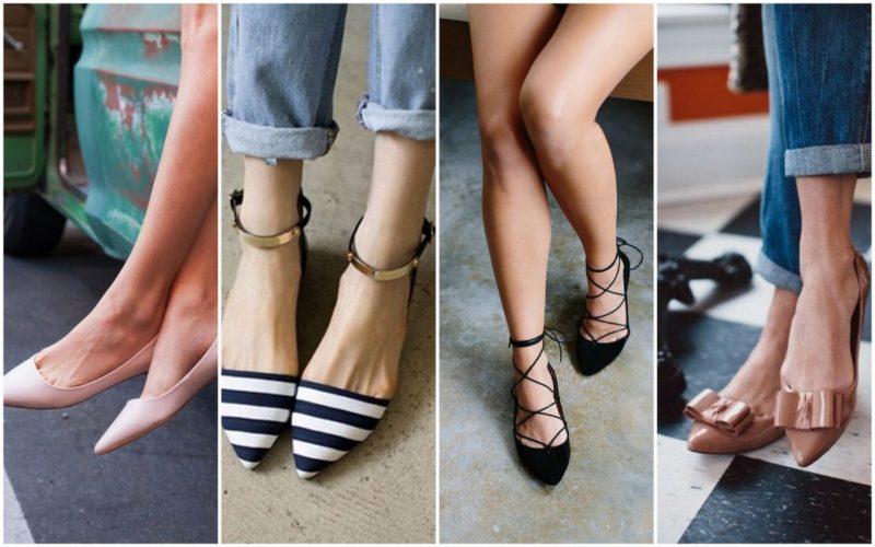 Balerínky do špičky a tenisky s vysokou podrážkou. Aké ďalšie obuv frčia?