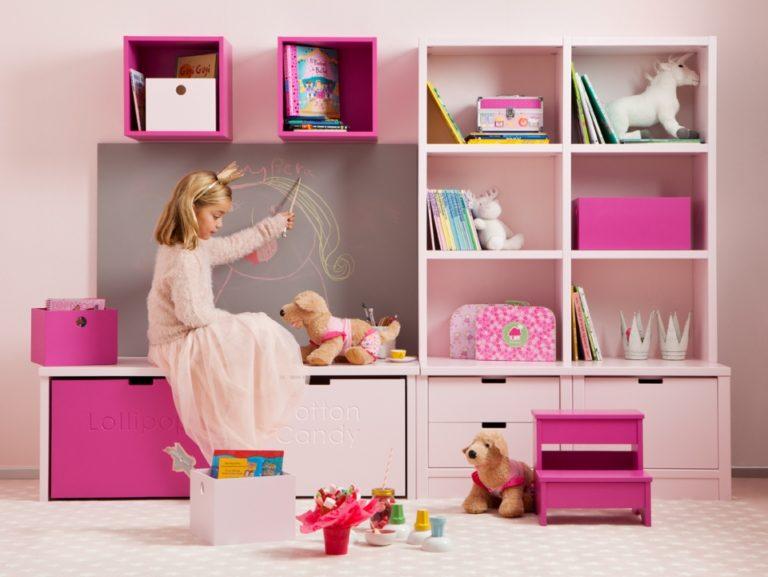 Zariaďujete detskú izbu? Nezabudnite na tie správne farbičky