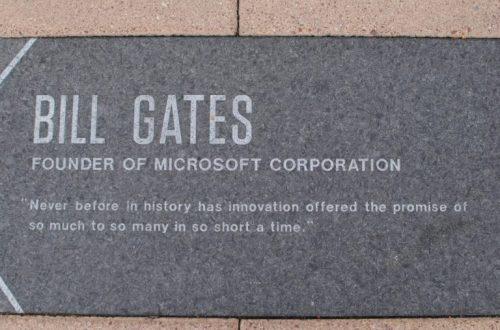 Pochopte lekcie o podnikaní vďaka Billovi Gatesovi