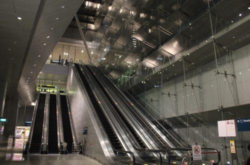 V Singapure bude letisko s vnútorným vodopádom